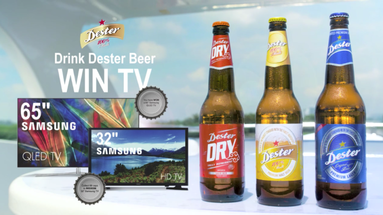 Dester Beer tvc